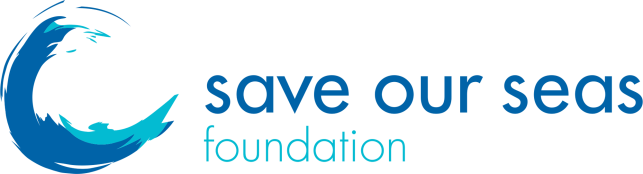 SOSF Save Our Seas Foundation - Logo - 20150519 - H - L